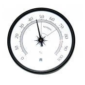 Higròmetre bimetàl·lic Herter 3512. Carcassa plàstic 100 mm