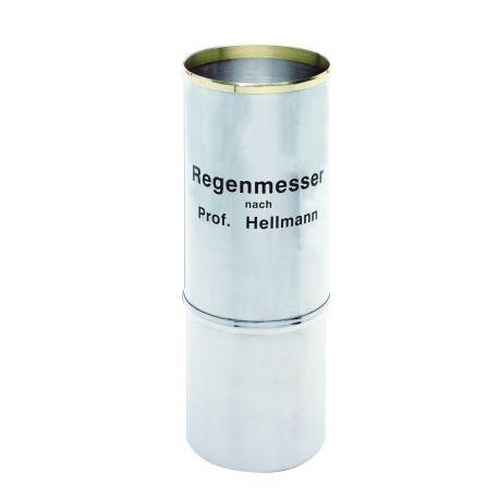 Pluviòmetre Hellmann TFA-1003. Lectura proveta 130 litres