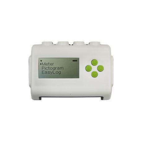 Consola adquisición datos Easysence V-Log-4. Memoria 4 sensores
