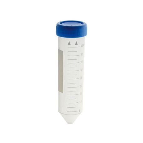 Tubs centrifugadora plàstic PP 15 ml estèrils. Bossa 50 unitats