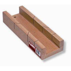 Escuadra madera dos paredes sin guía. Medidas 300x65 mm
