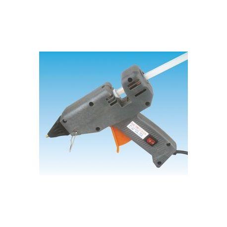 Pistola termoencoladora profesional 11 mm. Potencia 100 W