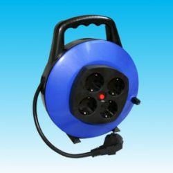 Allargador elèctric 3x1'5 mm amb 4 bases. Longitud 10 metres