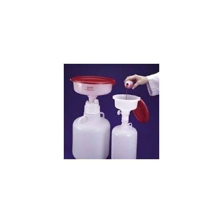 Contenedor seguridad residuos químicos Nalgene. Capacidad 4 litros