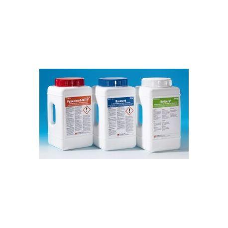Absorbente derrames específico ácidos Pyracidosorb CR-0411. Frasco 5000 g