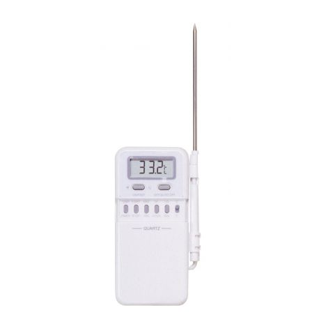 Termómetro digital contacto Herter 5987. Sonda con cable -50'0 ... 300 ºC