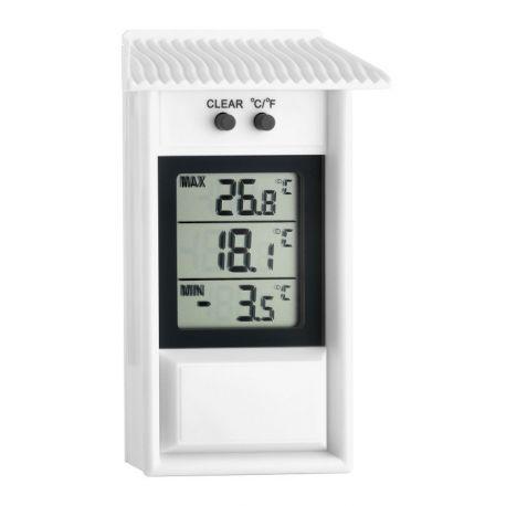 Termómetro digital exterior TFA-1053. Máxima-mínima