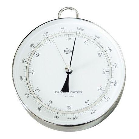 Barómetro aneroide doble Herter 4332. Precisión sin base 130 mm