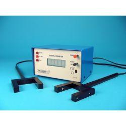 Cronòmetre digital barreres V-11192. Comptador 0'01 ms a 99'999 sg