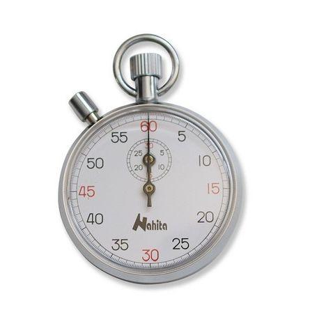 Cronómetro mecánico Nimport 806. Contador 0-30 minutos en 1/5 s