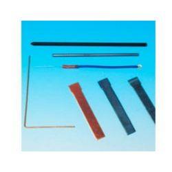 Elèctrode nicrom. Cable amb terminal 205 mm