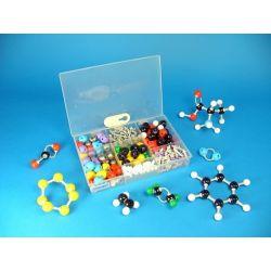 Modelos moleculares MMS-004. Química inorgánica y orgánica 106 átomos