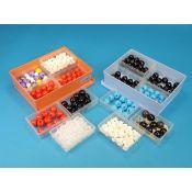 Modelos moleculares MMS-007. Bioquímica 257 átomos