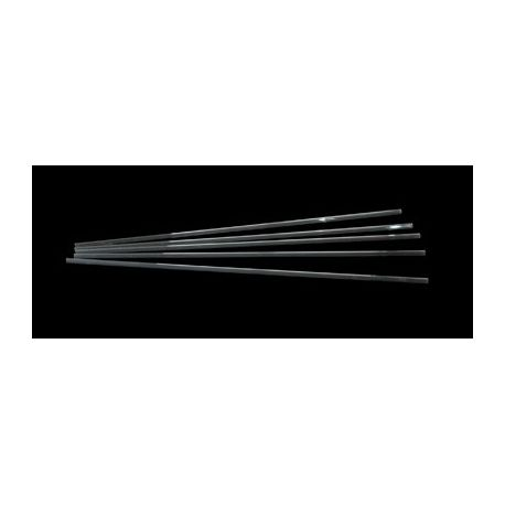 Tubos vidrio borosilicato 7x500 mm. Paquete 50 unidades
