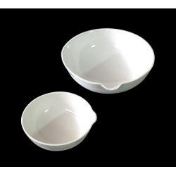 Cápsula porcelana alta fondo redondo. Medidas 39x100 mm (140 ml)