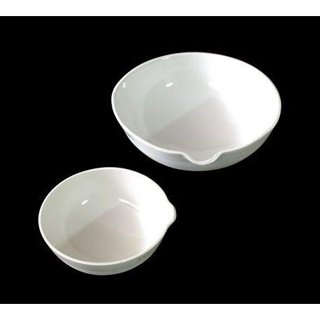 Cápsulas porcelana altas fondo redondo 25x60 mm. Caja 10 unidades