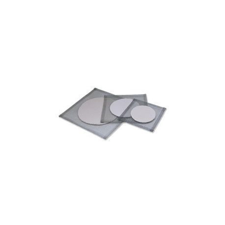 Rejilla tela metálica con fibra cerámica. Medidas 200x200 mm