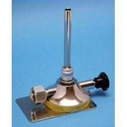 Mechero gas Bunsen estándar 11 mm con reguladores. Gas natural