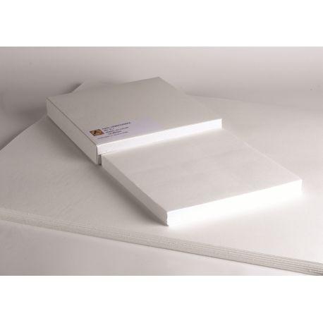 Paper cromatografia 90 g/m 460x570 mm. Paquet 10 fulls