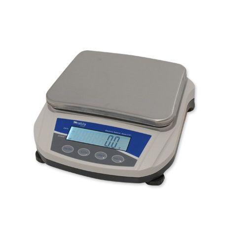 Balanza básica Nahita 5161- 1000. Capacidad 1000 gramos en 0'1 g