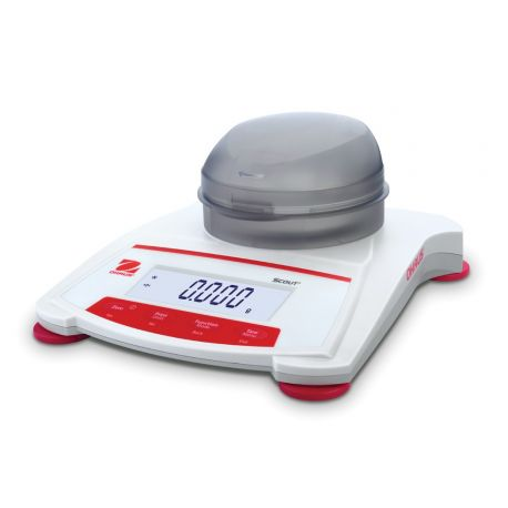 Balanza superior Ohaus Scout SKX-123. Capacidad 120 gramos en 0'001 g