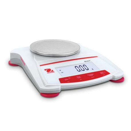 Balanza superior Ohaus Scout SKX-222. Capacidad 220 gramos en 0'01 g