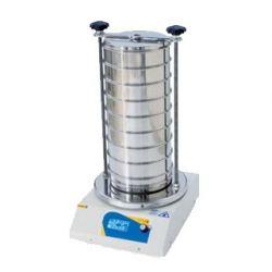 Tamisadora electromagnètica Cisa BA-200. Digital bàsica