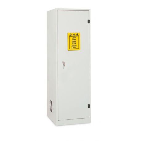 Armario seguridad 1 puerta metálica (1C). Medidas 600x600x1950