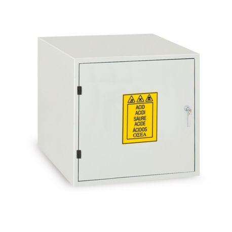 Armari seguretat 1 porta metàl·lica (1C). Mides 600x600x700 mm
