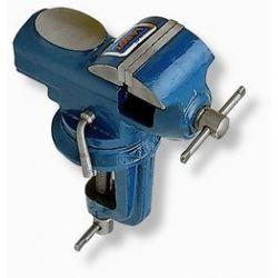 Caragol banc fundició nodular giratori amb pern. Mida boca 60 mm