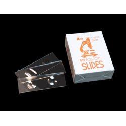 Portaobjetos pulidos con dos cavidades 26x76 mm. Caja 50 piezas