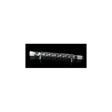 Refrigerant boles Allihn esmerilats 29/32. Longitud útil 400 mm