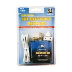 Equip electricitat DH-600. Circuits elèctrics elementals