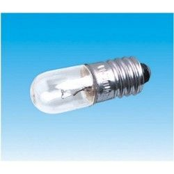 Bombillas filamento E-10 24'0V 4'8W 0'2A DH-350-24-2. Caja 100