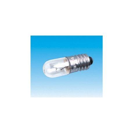 Bombillas filamento E-10 24'0V 4'8W 0'2A DH-350-24-2. Caja 100 unidades