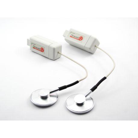 Sensor adquisición datos Smart Q-4238. Velocidad del sonido. Par