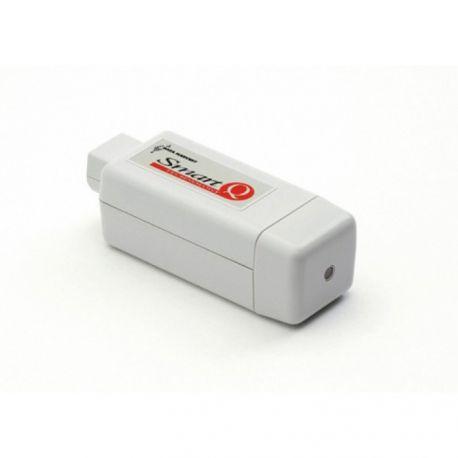 Sensor adquisición datos Smart Q-4280. Rayos ultravioletas 6 escalas