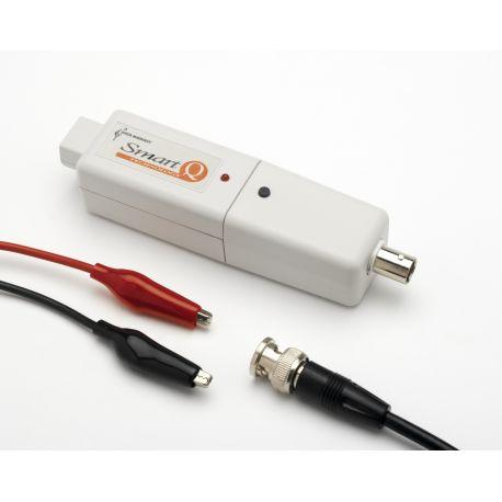 Sensor adquisición datos Smart Q-4550. Carga eléctrica