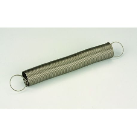 Molla helicoïdal 11x74 mm F-2155-20. Elasticitat 3'2 N/m