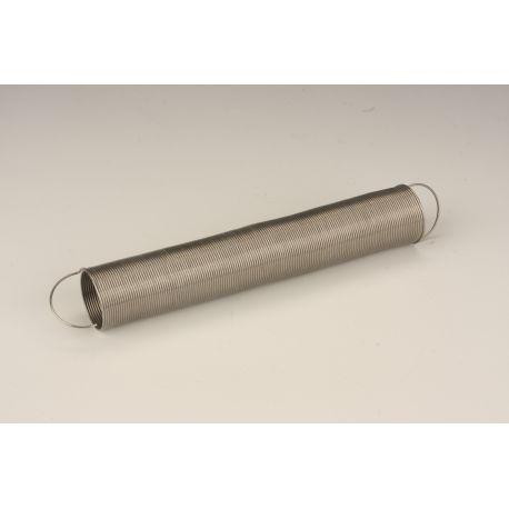 Molla helicoïdal 27x155 mm F-2155-50. Elasticitat 4'7 N/m