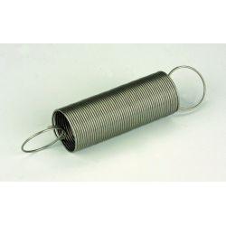 Molla helicoïdal 11x32 mm F-2155-10. Elasticitat 8'4 N/m
