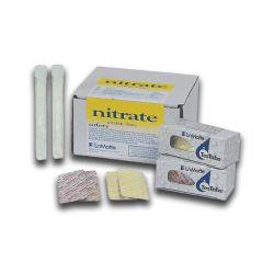 Prueba química Testab 5891. Nitrato 0-5-20-40 ppm. Caja 100