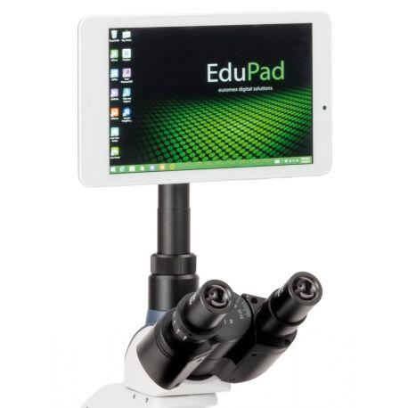 Cámara tableta Edupad EP-3000-C. Conexión USB. Resolución 3'2 Mp