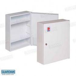 Botiquín armario Guardian BOT-604. Metálica 460x370x130 mm