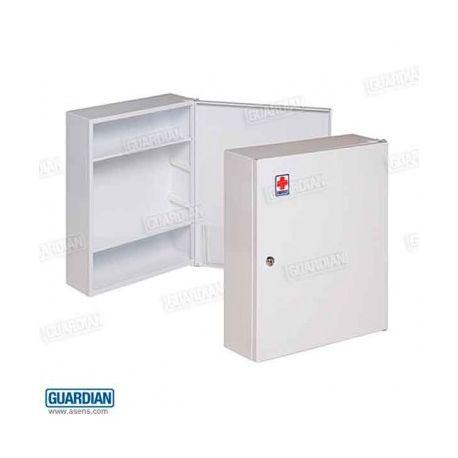 Farmaciola armari Guardian FAR-606. Metàl·lica 310x380x130 mm