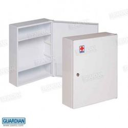 Botiquín armario Guardian BOT-605. Metálica 600x400x150 mm