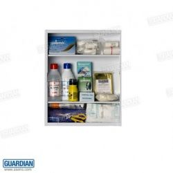 Equipament farmaciola Guardian BCO-015. Contingut 34 articles