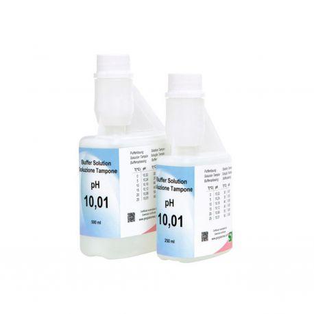 Solución calibrar tampón pH 10'00 XS-163. Frasco 500 ml