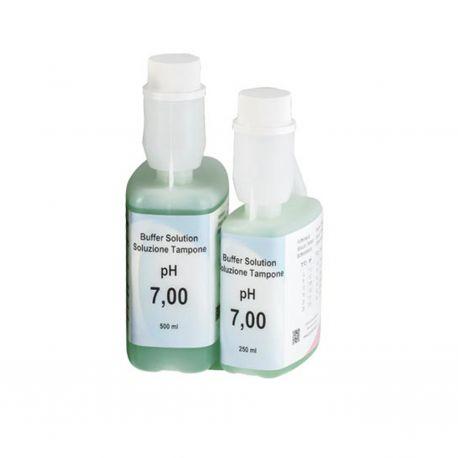 Solución calibrar tampón pH 7'00 XS-143. Frasco 500 ml
