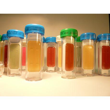 Laminocultivo cromogénico E.Coli/Salmonella L-525292. Caja 20 unidades